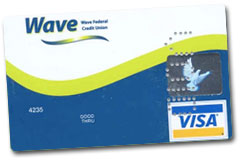 Wave Visa Card