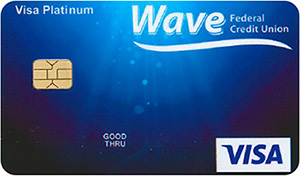 Wave Visa Platinum Credit Card